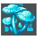 Glowshrooms